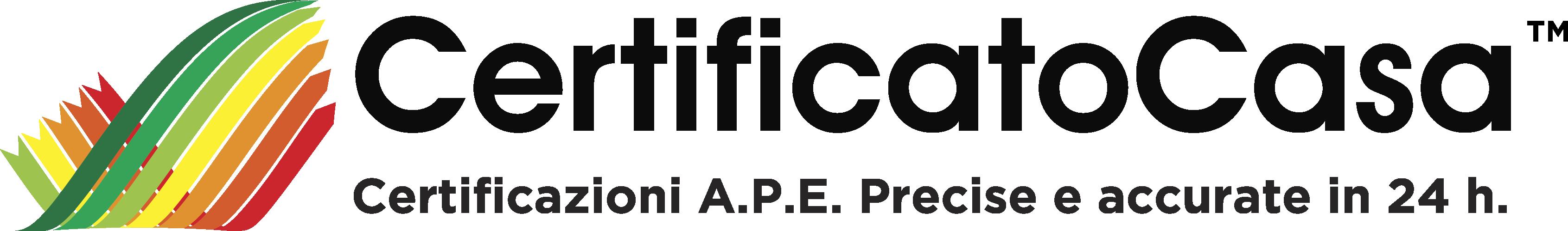 Logo - CERTIFICATO CASA A